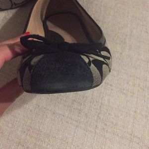 Coach Shoes - Coach Ballet flats